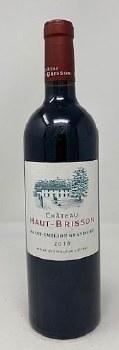 Chateau Haut Brisson 2018 Grand Cru Bordeaux