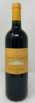 Chateau Sainte Eulalie 2018 Red Blend