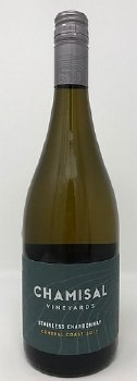 Chamisal 2017 Stainless Chardonnay