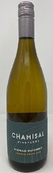 Chamisal 2019 Stainless  Chardonnay