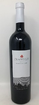 Chappellet 2017 Mountain Cuvee Red Blend
