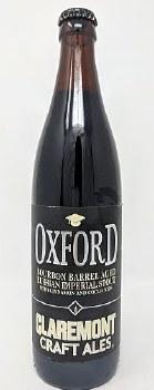 Claremont Oxford Stout