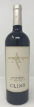 Cline 2017 Ancient Vines  Mourvedre