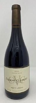 Colene Clemens 2019  Dopp Creek Pinot Noir