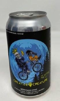 Creative Creature Brewing Co. Electric/Creative Creature E.C. Phone Stout