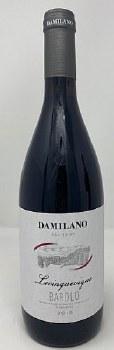Damilano 2015 Lecinquevigne Barolo