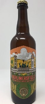 Dionysus Brewing Co. Berlinersfield with Apricot Sour