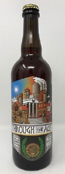 Dionysus Brewing Co. Through the Ages Lime and Cherry Barrel-Aged