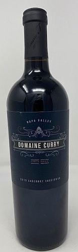 Domaine Curry 2019 Cabernet Sauvignon