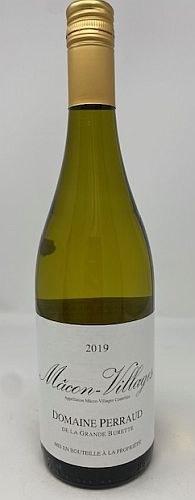 Domaine Perraud 2019 Vieilles Vignes White Burgundy