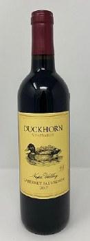 Duckhorn 2017 Cabernet Sauvignon