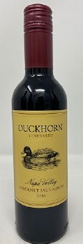 Duckhorn 2018 Half Bottle Cabernet Sauvignon