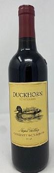 Duckhorn 2018 Cabernet Sauvignon