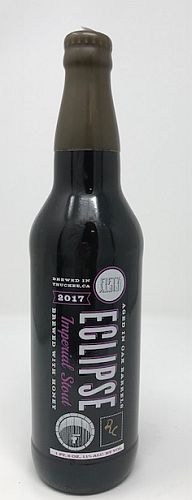Fifty Fifty Brewing Co. Rye 2017 (Olive green wax) Barrel-Aged