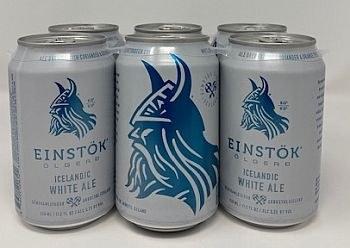 Einstok Brewery Icelandic White Wheat