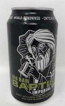 Epic Brewing Big Bad Baptist BArrel-Aged