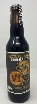 Epic Brewing Sextuple Barrel Big Bad Baptist Barrel-Aged