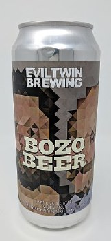 Evil Twin Brewing Bozo Beer Imperial Stout