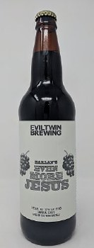 Evil Twin Brewing Harlan's Even More Jesus Barrel-Aged