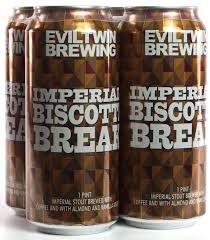 Evil Twin Brewing Imperial Biscotti Break Stout