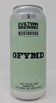 Evil Twin Brewing OMFYD Pina Colada Stout