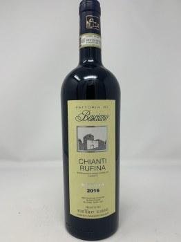 Fattoria di Basciano 2016 Riserva Chianti Rufina
