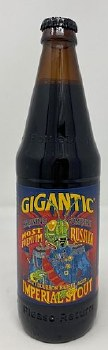 Gigantic Brewing Co. Most Most Premium Russian Imperial Stout 2021 Barrel-Aged