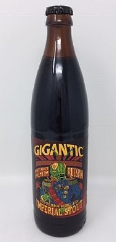 Gigantic Brewing Co. most Most Premium Russian Imperial Stout
