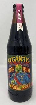 Gigantic Brewing Co. Most Most Premium Port 2021 Barrel-Aged