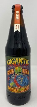 Gigantic Brewing Co. Most Most Rum 2021 Barrel-Aged
