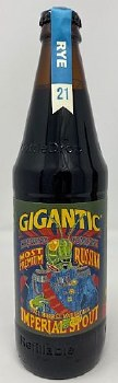 Gigantic Brewing Co. Most Most Premium Rye Imperial Rye 2021 Barrel-Aged