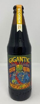 Gigantic Brewing Co. most Most Premium Scotch 2021 Imperial Stout Barrel-Aged