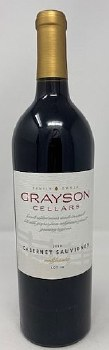 Grayson Cellars 2019 Lot 10 Cabernet Sauvignon