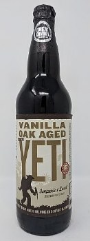 Great Divide Brewing Co. Vanilla Oak Aged, YETI Barrel-Aged