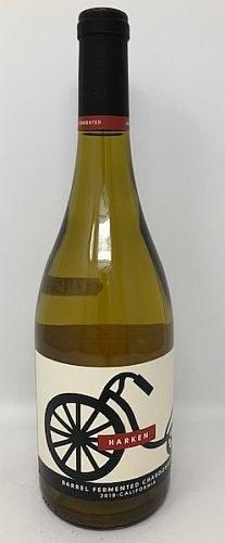 Harken 2018 Barrel Fermented Chardonnay
