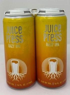 Burgeon Beer Co. Juice Press Hazy IPA