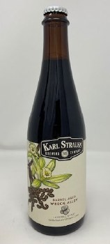 Karl Strauss Brewing Co. Vanilla Wreck Alley, Barrel-Aged Stout