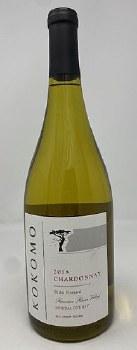Kokomo 2018 Peter's Vineyard Chardonnay