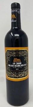 La Croix Ducru-Beaucaillou 2018 Bordeaux