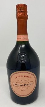Laurent Perrier Non Vintage Cuvee Rose Brut