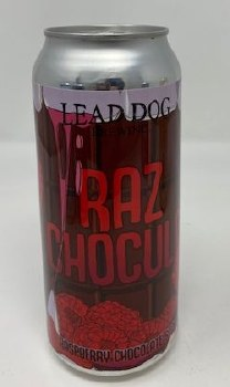 Lead Dog Brewing Raz Chocula Stout
