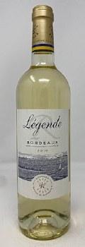 Legende By Domaines Baron de Rothschild (Lafite) 2019 Bordeaux Blanc