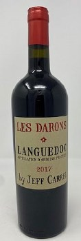Les Darons By Jeff Carrel 2017 Red Blend