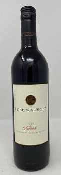 Lone Madrone 2015 Nebbiolo