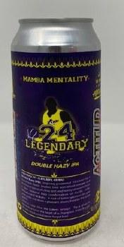 Attitude Brewing Co. Legendary 24, Mamba Mentality Hazy DIPA