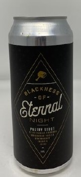 Mason Ale Works Blackness of Eternal Night Pastry Stout