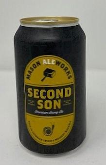Mason Ale Works Second Son Barrel-Aged