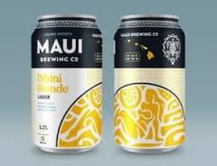 Maui Brewing Co. Bikini Blonde Lager Light