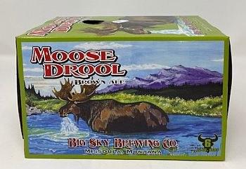 Big Sky Moose Drool  Brown
