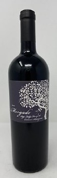 Morgado 2016 Sage Ridge Vineyard Cabernet Sauvignon